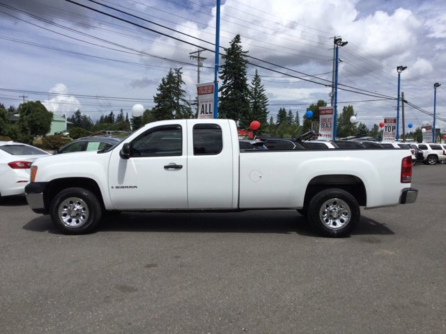 Used 2008 GMC Sierra 1500 2WD Ext Cab 157.5 Work Truck