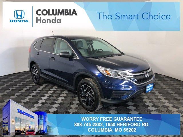 Used 2016 Honda CR-V in Columbia, MO