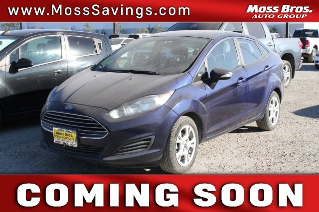 2016 Ford Fiesta SE 4dr Sdn SE Regular Unleaded I-4 1.6 L/97 [1]