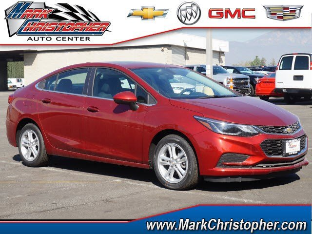 New 2017 Chevrolet Cruze in Ontario, CA