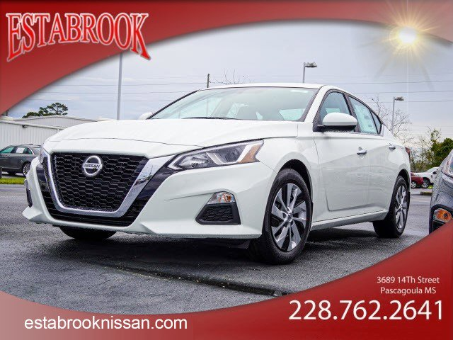 New 2020 Nissan Altima in Pascagoula, MS