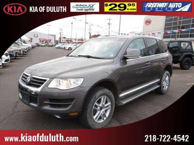 Used 2010 Volkswagen Touareg in Duluth, MN