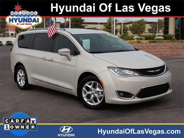 2017 Chrysler Pacifica Touring-L Plus Touring-L Plus FWD Regular Unleaded V-6 3.6 L/220 [2]