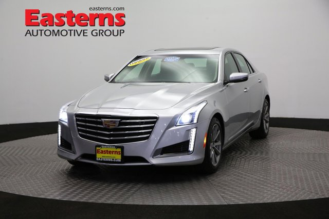2019 Cadillac CTS Luxury Collection 4dr Car