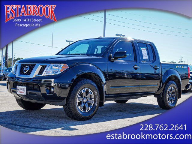 Used 2018 Nissan Frontier in Pascagoula, MS