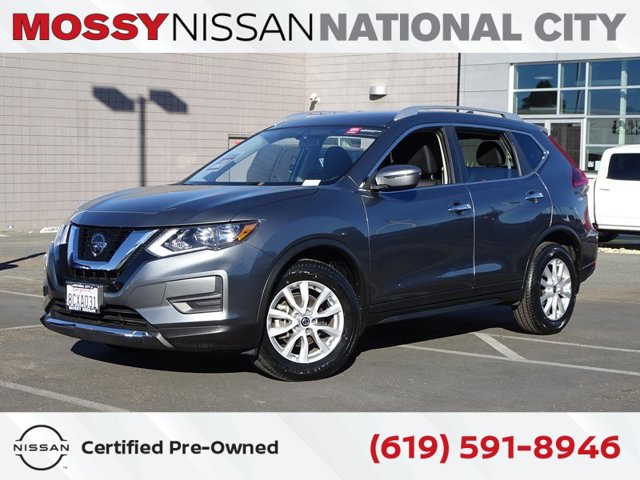 2018 Nissan Rogue SV FWD SV Regular Unleaded I-4 2.5 L/152 [13]
