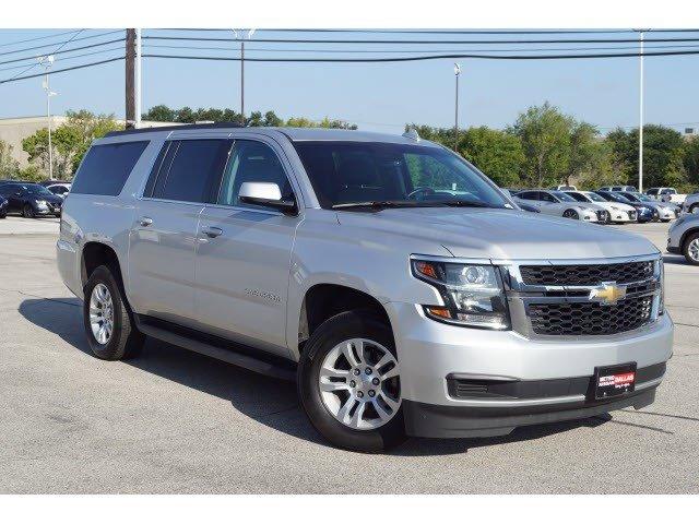 2019 Chevrolet Suburban LT 4WD 4dr 1500 LT Gas/Ethanol V8 5.3L/ [16]