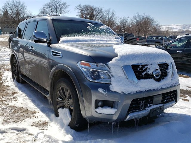 Used 2017 Nissan Armada in Fort Collins, CO