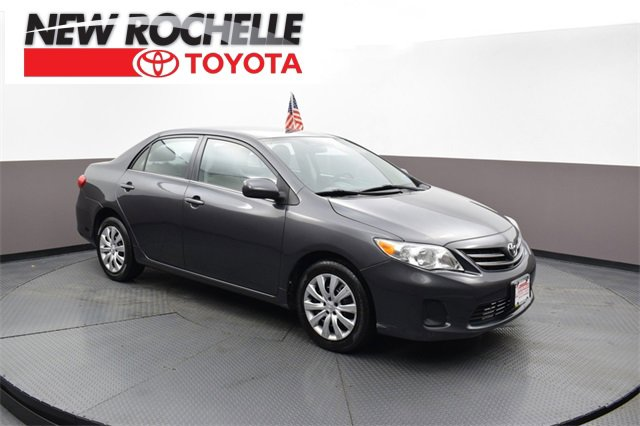 Used 2013 Toyota Corolla in New Rochelle, NY