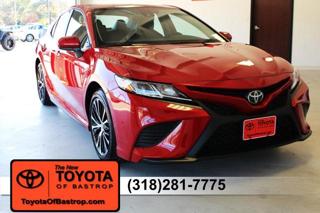 New 2020 Toyota Camry in Bastrop, LA