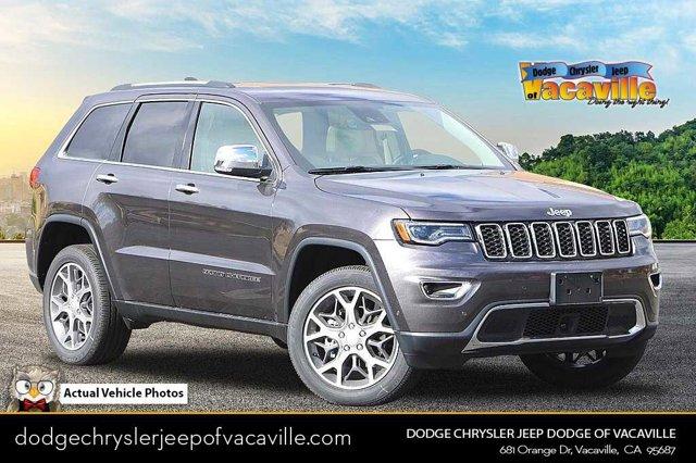 2020 Jeep Grand Cherokee Limited Limited 4x4 Regular Unleaded V-6 3.6 L/220 [0]