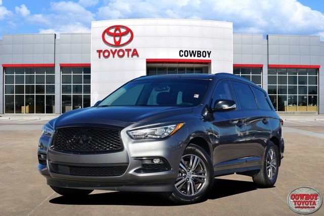 Used 2016 INFINITI QX60 in Dallas, TX