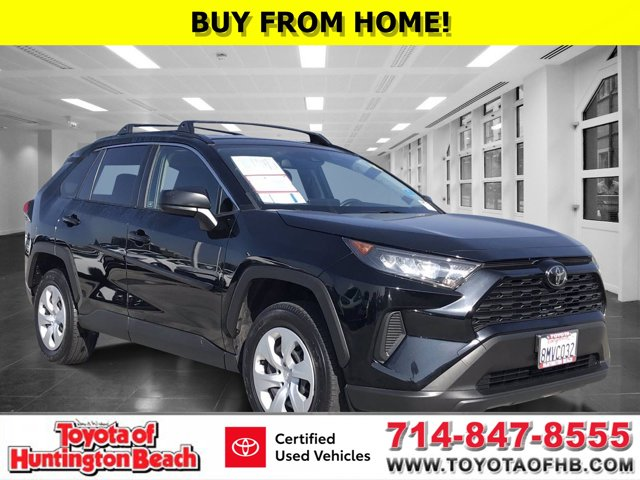 2019 Toyota RAV4 LE LE FWD Regular Unleaded I-4 2.5 L/152 [15]