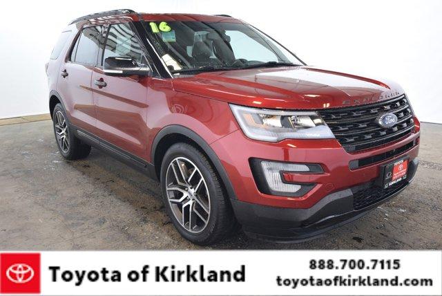 Used 2016 Ford Explorer in Kirkland, WA