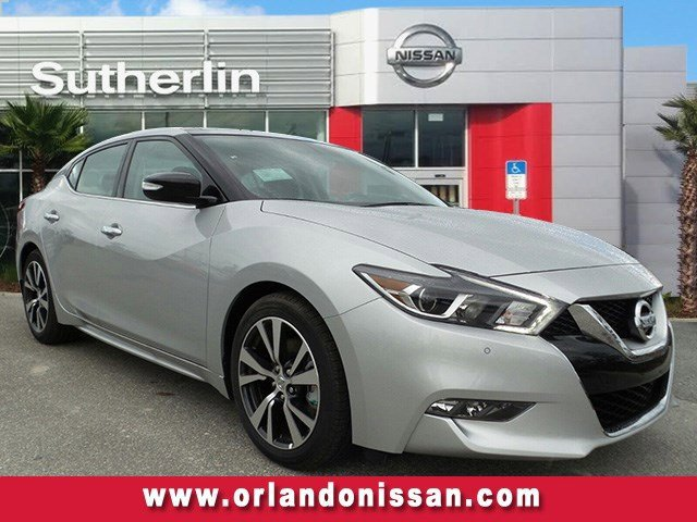 New 2017 Nissan Maxima in Orlando, FL