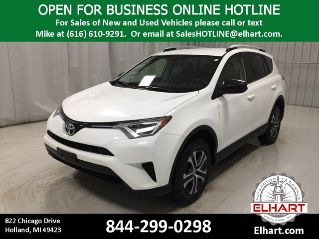Used 2016 Toyota RAV4 in Holland, MI
