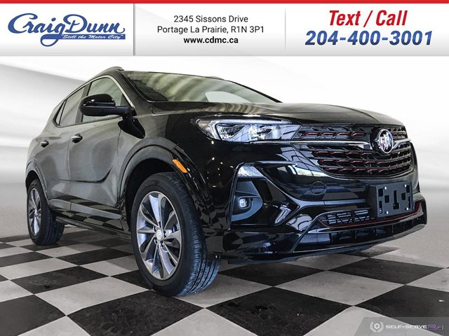 2021 Buick Encore GX * SELECT AWD * AWD 4dr Select Turbocharged 1.3/ [7]