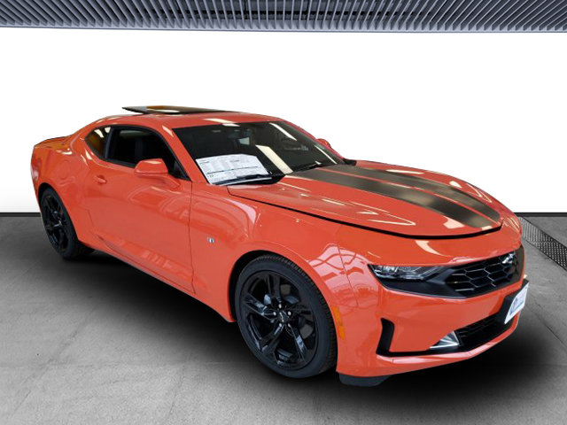 New 2020 Chevrolet Camaro in Miami, OK