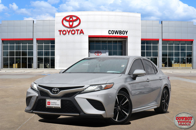 Used 2018 Toyota Camry in Dallas, TX