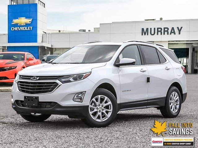 2020 Chevrolet Equinox LT AWD 4dr LT w/1LT Turbocharged Gas I4 1.5L/92 [6]