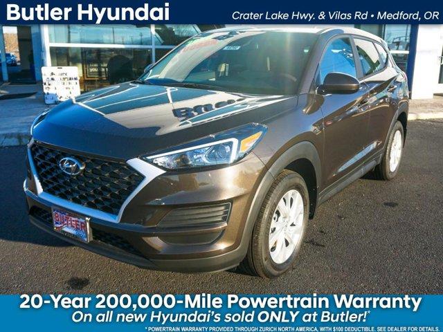 New 2020 Hyundai Tucson in Medford, OR