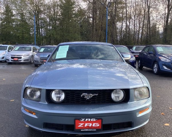 2006 Ford Mustang 2dr Cpe GT Premium