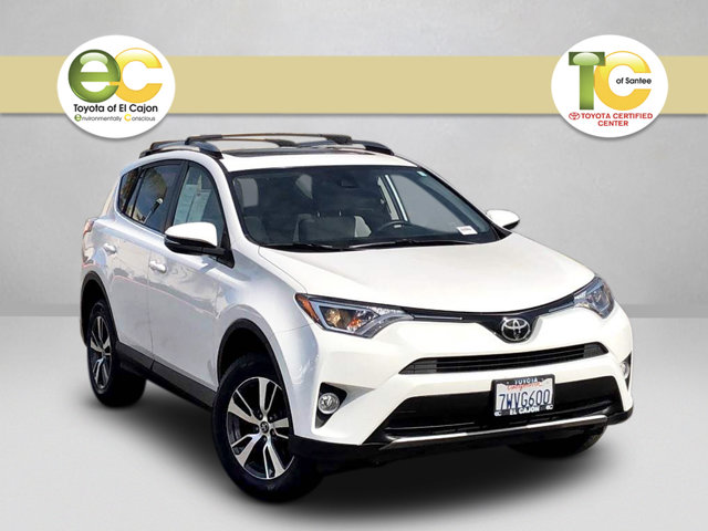 Used 2017 Toyota RAV4 in Santee, CA