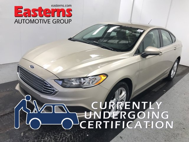 2018 Ford Fusion SE Technology 4dr Car