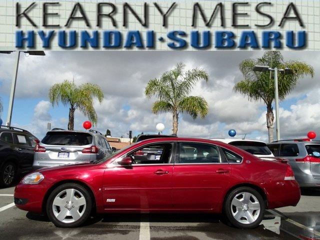 Used 2007 Chevrolet Impala in San Diego, CA