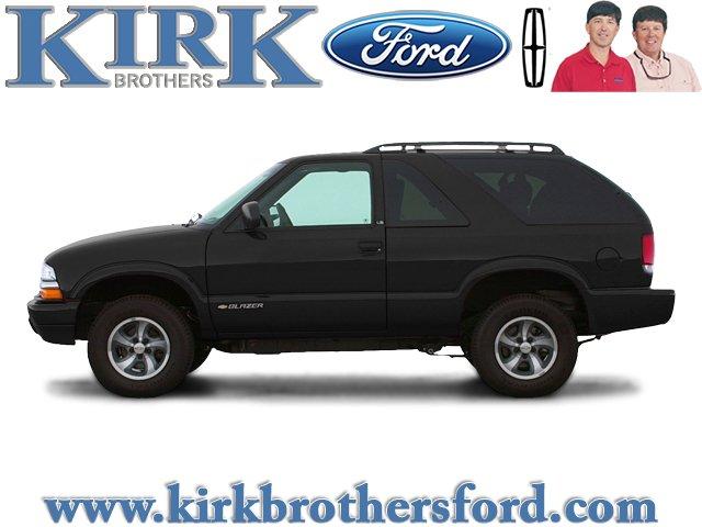 2000 Chevrolet Blazer LT