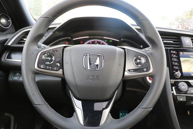 New 2020 Honda Civic Hatchback Sport Touring CVT