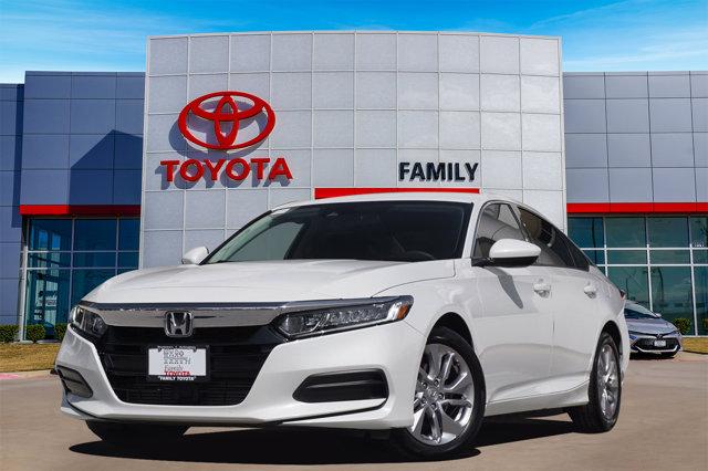 Used 2018 Honda Accord Sedan in Burleson, TX
