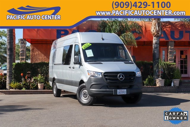 2019 Mercedes-Benz Sprinter 2500 Crew 170 WB