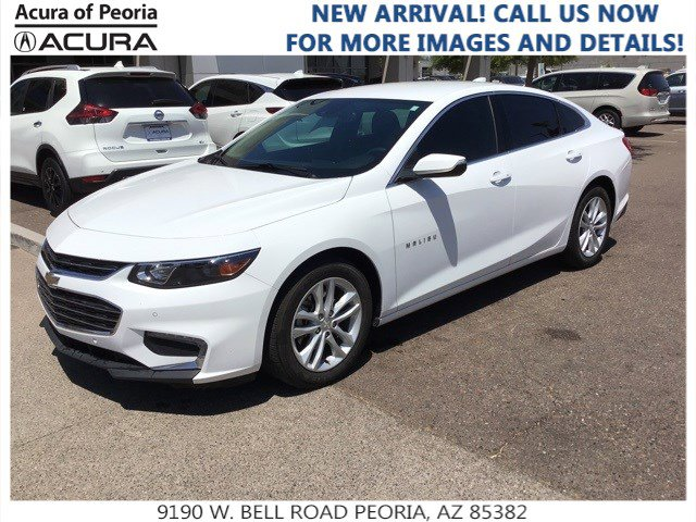 Used 2018 Chevrolet Malibu in , AZ