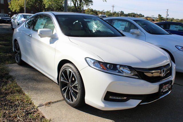 New 2017 Honda Accord Coupe in Cleveland, OH