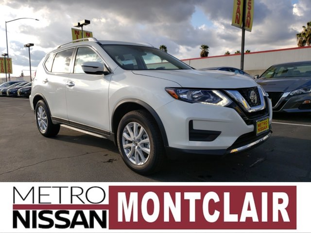 2020 Nissan Rogue SV FWD SV Regular Unleaded I-4 2.5 L/152 [4]