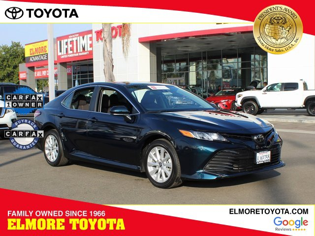 Used 2019 Toyota Camry in Westminster, CA