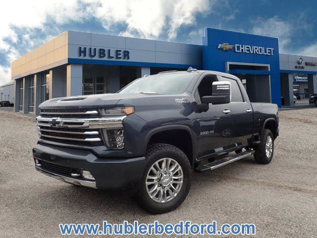 New 2020 Chevrolet Silverado 3500HD in Greenwood, IN