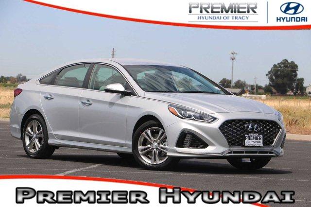 New 2019 Hyundai Sonata in Tracy, CA