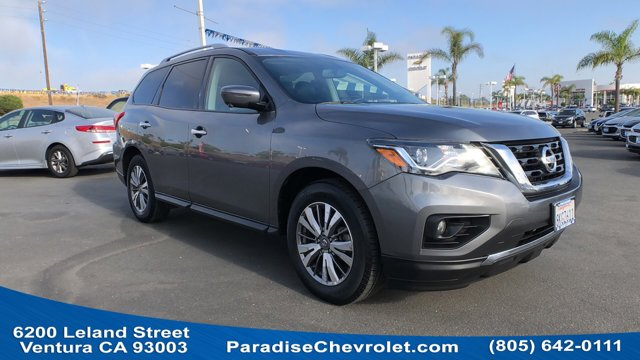 2019 Nissan Pathfinder SL FWD SL Regular Unleaded V-6 3.5 L/213 [2]