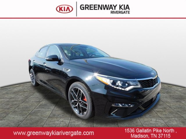 2020 KIA Optima SX