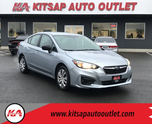 Used 2018 Subaru Impreza in Port Orchard, WA