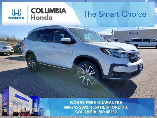 New 2020 Honda Pilot in Columbia, MO