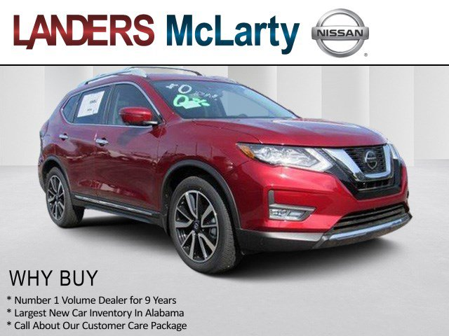 New 2020 Nissan Rogue in Huntsville, AL