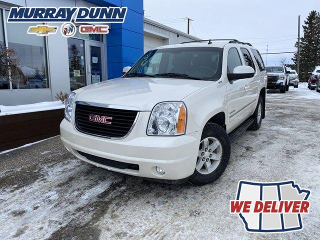 2012 GMC Yukon *AFFORDABLE*LOCAL TRADE* SLT w/1SC 4WD 4dr SLT w/1SC Gas/Ethanol V8 5.3L/327 [2]