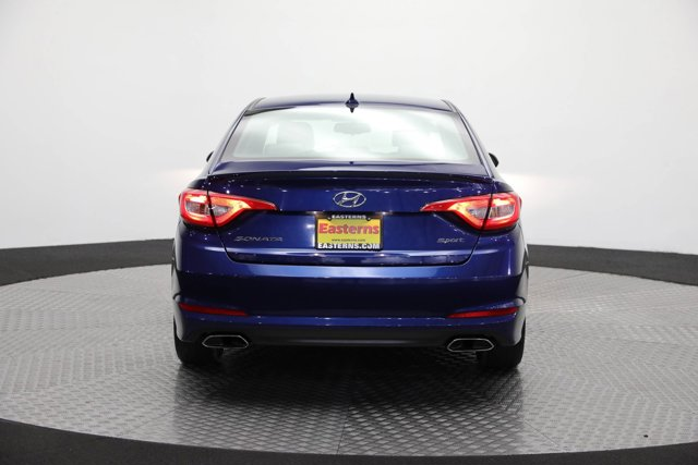2017 Hyundai Sonata for sale 124514 5