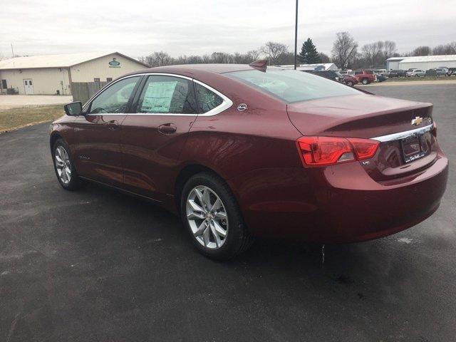 New 2017 Chevrolet Impala 4dr Sdn LT w-1LT