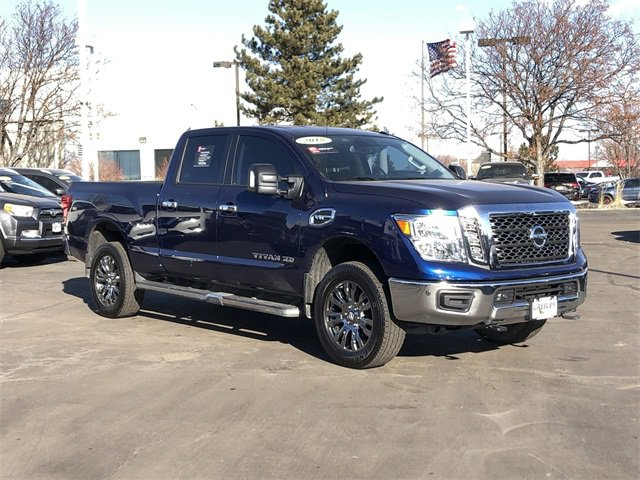 Used 2018 Nissan Titan XD in Fort Collins, CO