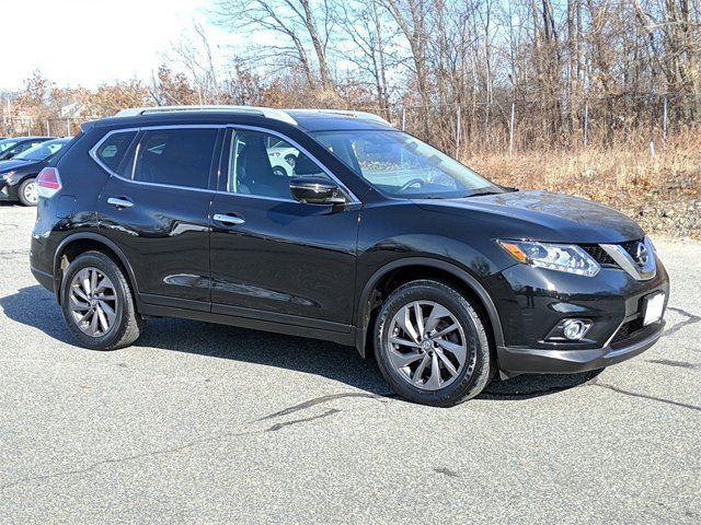 Used 2016 Nissan Rogue in Seekonk, MA