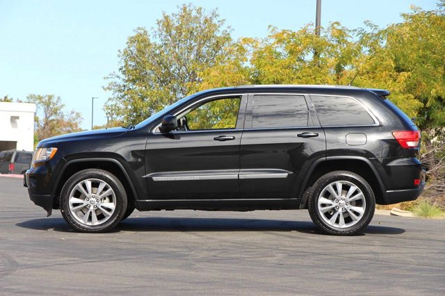 2012 Jeep Grand Cherokee Laredo 7